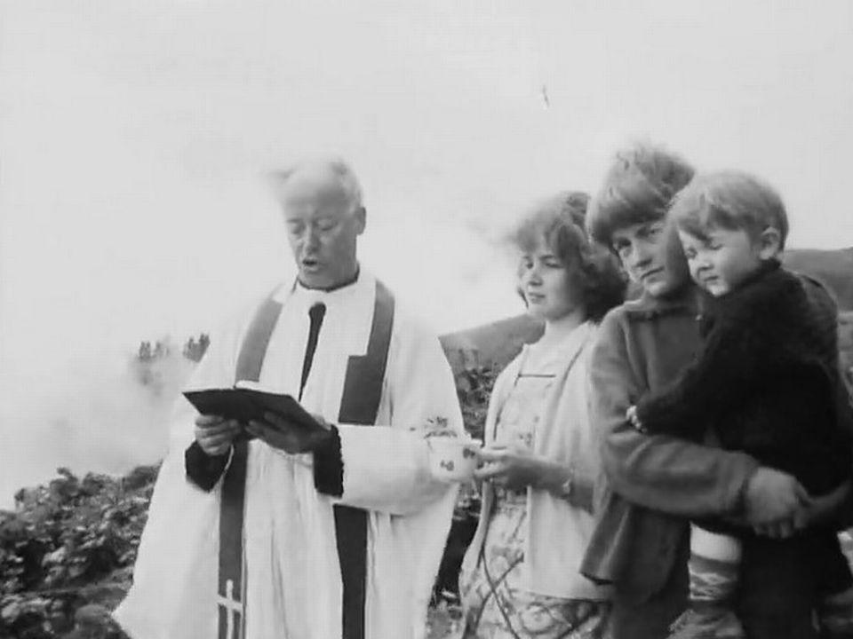 Portrait de curé de montagne [RTS]