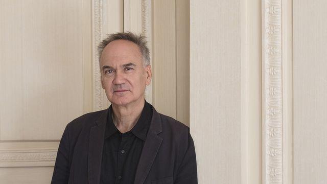 L'écrivain Hervé Le Tellier. [Francesca Mantovani  - Editions Galliimard]