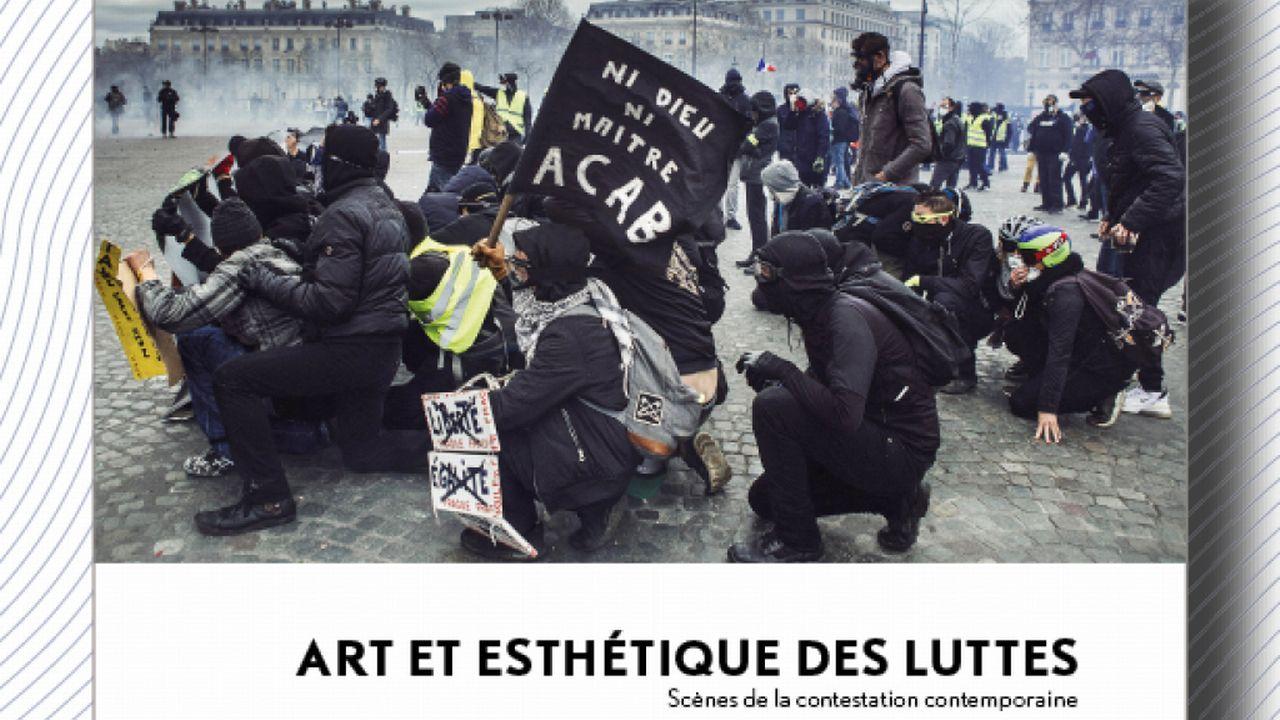 """""""Art et esthétique des luttes, Scènes de la contestation contemporaine"""". [MétisPresses, 2020]"""
