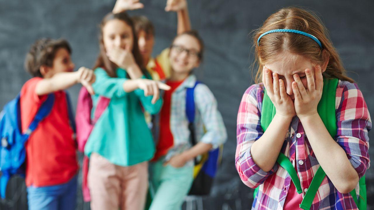 """Le harcèlement en milieu scolaire ne peut pas être traité comme de la violence """"traditionnelle"""". [pressmaster - Fotolia]"""