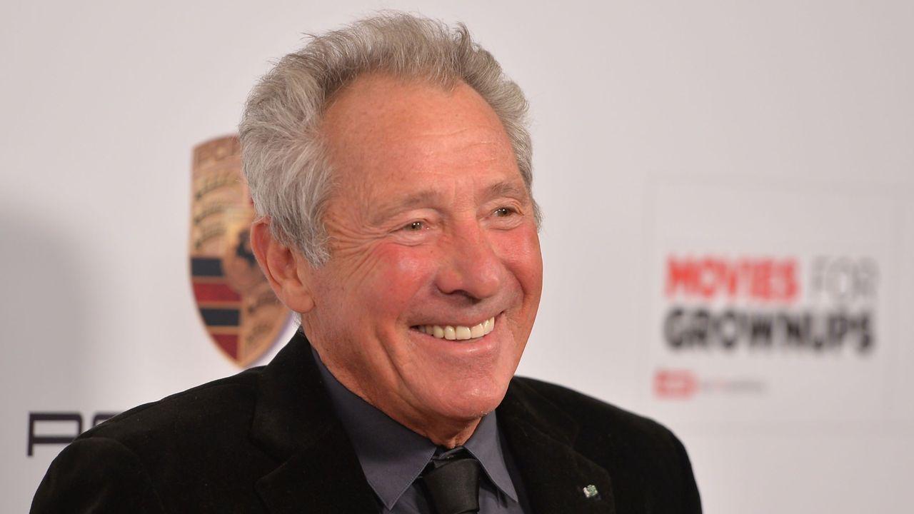 Israël Horovitz, l'auteur américain le plus adapté en France. [Alberto E. Rodriguez - Getty Images/AFP]