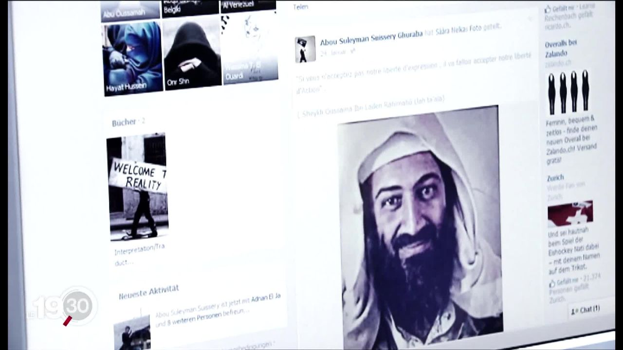 La police genevoise s'inquiète de la radicalisation de jeunes islamistes