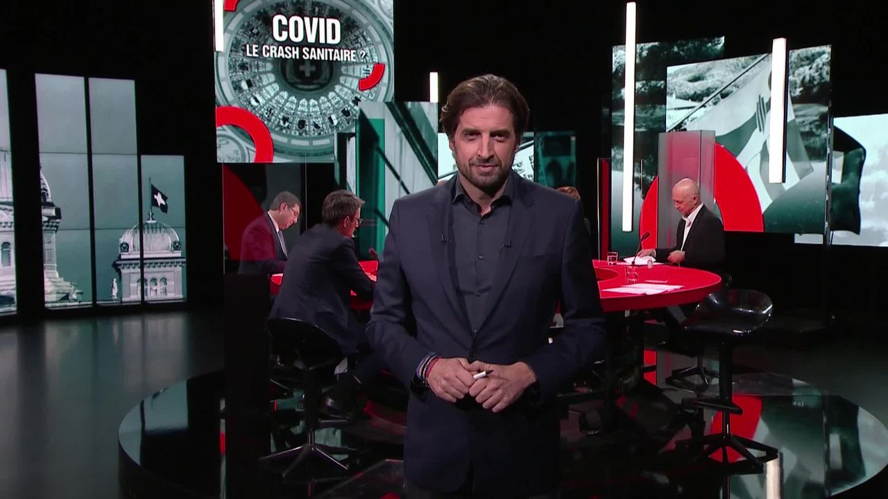 Covid, le crash sanitaire? [RTS]