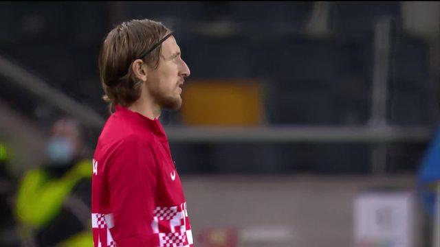 Gr.3, Suède - Croatie (2-1): le résumé du match [RTS]