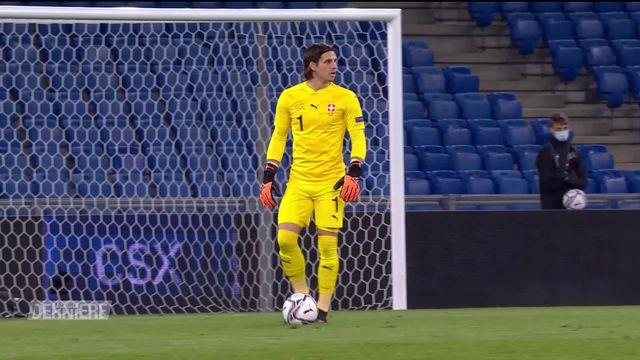 Ligue des Nations, Gr.4: Suisse - Espagne (1-1) [RTS]