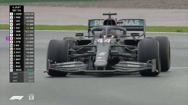 GP de Turquie (#14): 6e sur la grille de départ, Hamilton (GBR) réussit à s'imposer [RTS]
