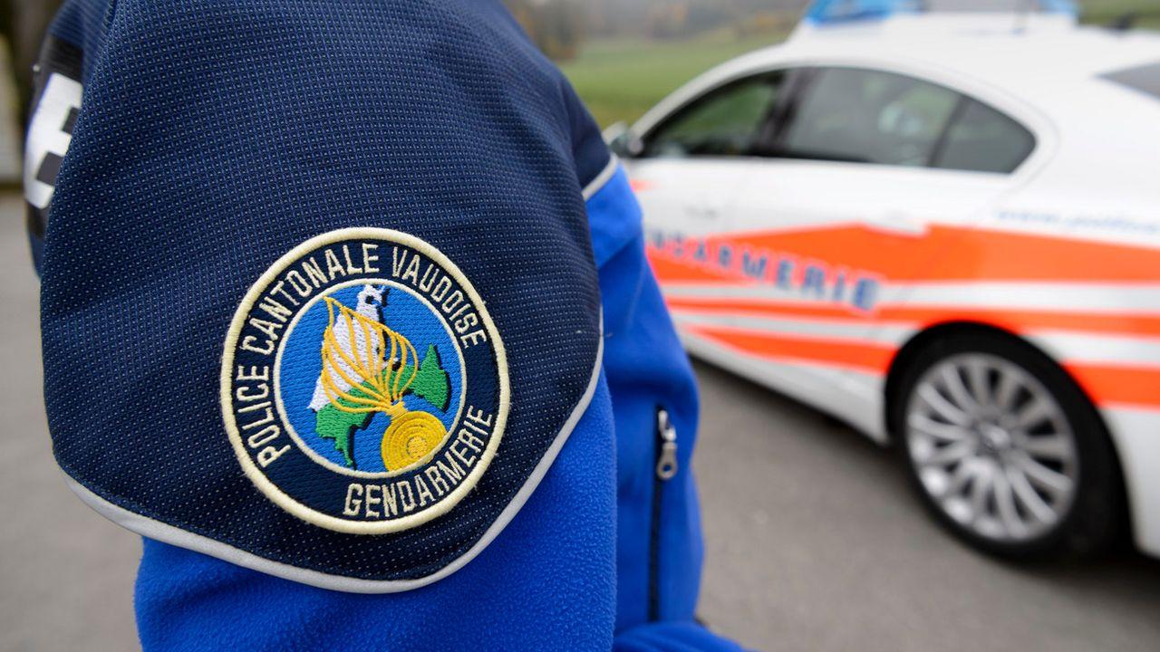 Opération anti-mafia entre la Suisse et l'Italie. [Laurent Gillieron - Keystone]