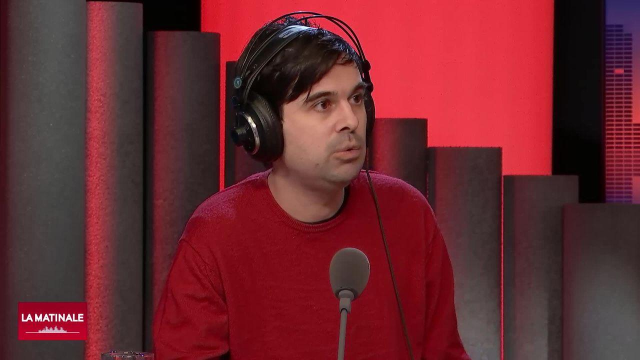 L'invité de La Matinale (vidéo) - Samuel Bendahan, conseiller national socialiste vaudois [RTS]