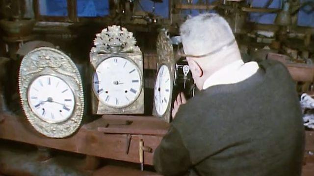 Horloges centenaires [RTS]