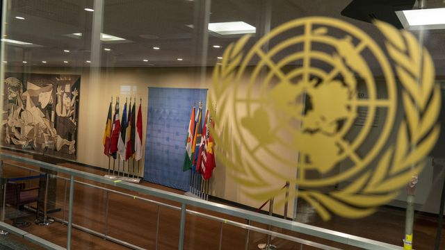 Pour le président de l'assemblée générale de l'ONU Volkan Bozkir, la réforme du Conseil de sécurité est un impératif inévitable, à la fois difficile et essentiel. [Mary Altaffer - Keystone]