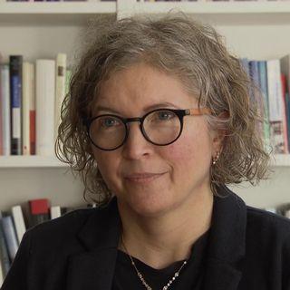 Samia Hurst, bioéthicienne à l'Institut d'éthique biomédicale de l'Université de Genève (UNIGE). [RTS]