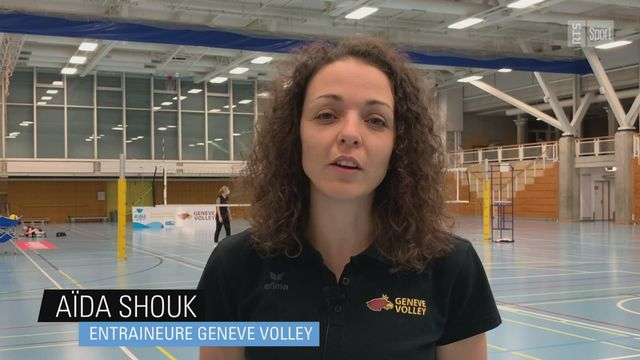 Volley: pourquoi pas plus d'entraîneures en LNA féminine? [RTS]
