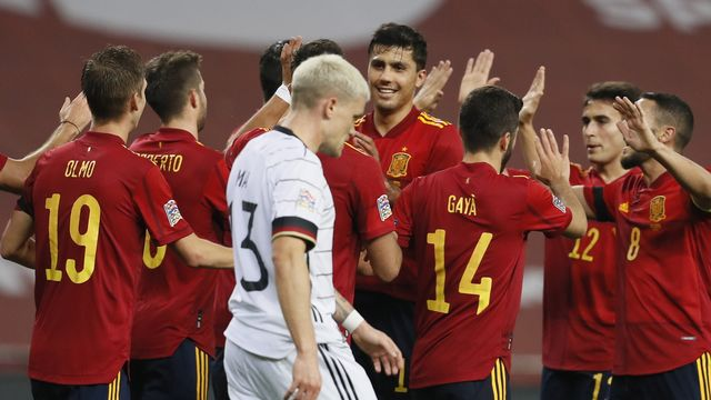 Gr.4, Espagne - Allemagne (6-0): la Roja et Ferran Torres humilient l'Allemagne