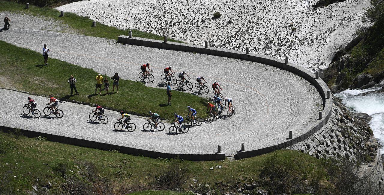 L'édition 2021 du Tour de Suisse se déroulera du 6 au 13 juin. [Gian Ehrenzeller - Keystone]