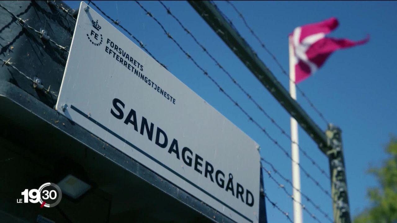 Le Danemark secoué par une affaire d'espionnage américain qui remonte à l'époque où il voulait acheter un nouvel avion militaire [RTS]