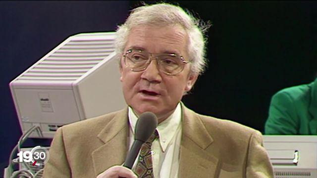Il a marqué l'histoire de la Genève des années 80 et 90. L'ancien conseiller d'Etat Guy-Olivier Segond s'est éteint vendredi [RTS]
