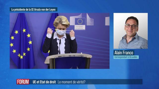 La Hongrie, la Slovénie et la Pologne bloquent la votation sur le budget européen (vidéo) [RTS]