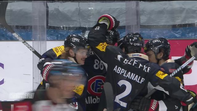 National League, 25e journée: Fribourg - Bienne (4-1) [RTS]
