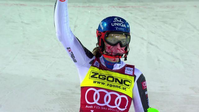 Levi (FIN), slalom dames: Vlhova (SVK) s'impose devant Shiffrin (USA), Holdener, Gisin et Meillard dans le top-10 ! [RTS]