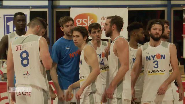 Basket, Ligue nationale A: BBC Nyon - Lions de Genève (91-44) [RTS]