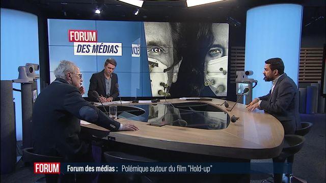 """Forum des médias – Polémique autour du documentaire complotiste """"Hold-Up"""" [RTS]"""