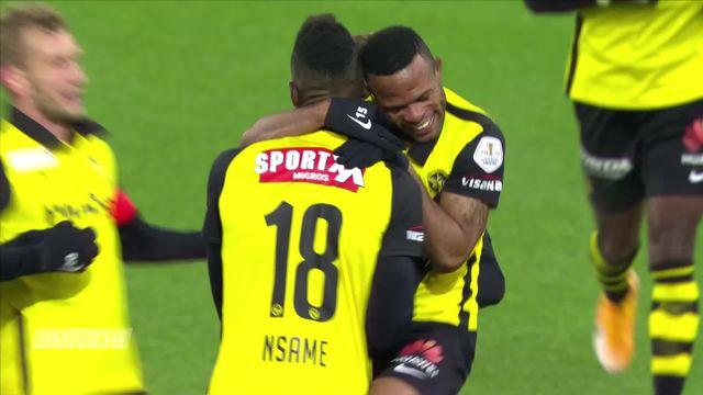 Super League, 8e journée: Young Boys - Bâle (2-1) [RTS]