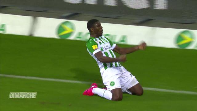 Super League, 8e journée: Saint-Gall - Lausanne sport (2-2) [RTS]