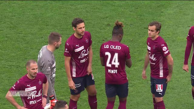 Super League, 8e journée: Servette - Lugano (1-1) [RTS]