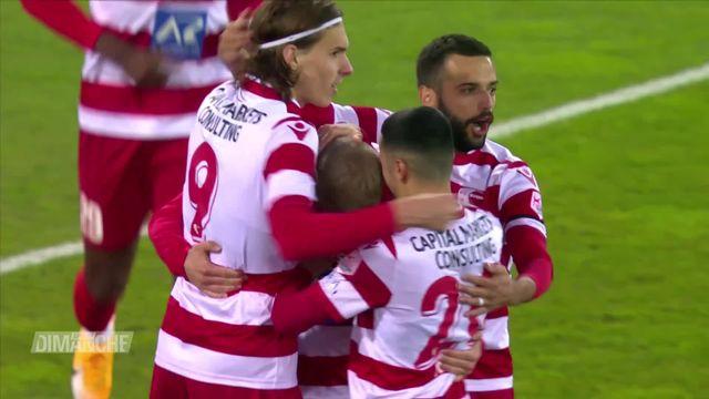 Super League, 8e journée: FC Sion - FC Zurich (2-2) [RTS]
