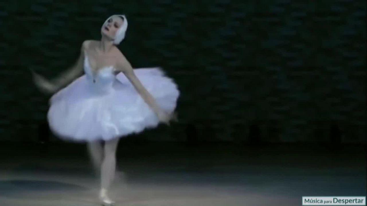 Ces images ont fait le tour du monde. Celle d'une danseuse souffrant de la maladie d'Alzheimer. [RTS]