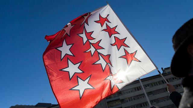En valais, les Verts ont choisi de partir main dans la main avec le PS, pour les élections au Conseil d'Etat, en mars prochain. [Cyril Zingaro - Keystone]