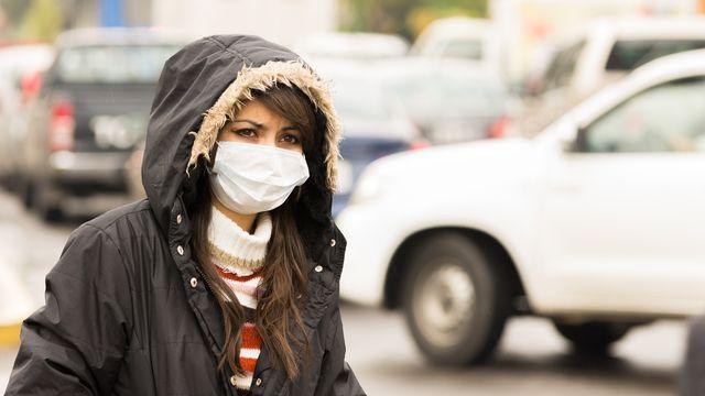 La présence de particules fines dans les brouillards automnaux peut amplifier les vagues de contamination du SARS-CoV-2. pxhidalgo Depositphotos [pxhidalgo - Depositphotos]