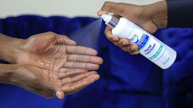 Forte hausse des décès dus au Covid-19 en Afrique [EPA/AARON UFUMELI - KEYSTONE]