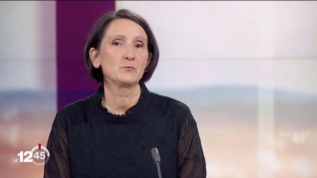 Les associations féministes de Suisse demandent l'introduction dans la loi sur le viol de la notion de consentement. [RTS]