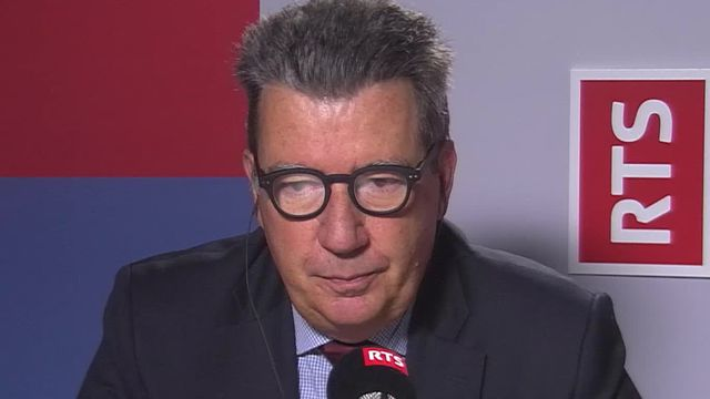 Doit-on durcir les mesures préventives anti-terroristes? Interview d'André Duvillard (vidéo) [RTS]
