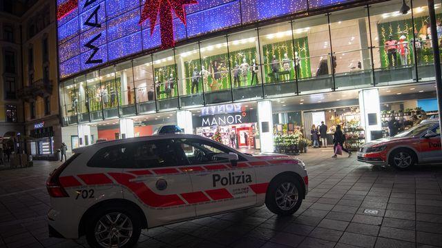 La Suisse, plaque tournante du djihadisme en Europe? [Pablo Gianinazzi - Keystone/Ti-Press]