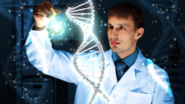 Les enquêteurs suisses pourront peut-être bientôt obtenir plus d'informations des traces ADN relevées sur les lieux d'un crime. [SergeyNivens - Depositphotos]