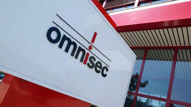 L'entreprise Omnisec AG est basée à Dällikon dans le canton du Zurich.  [KEYSTONE/Walter Bieri - Keystone]