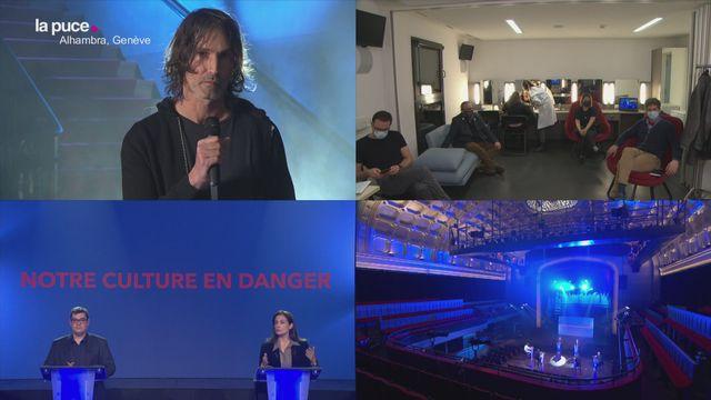 Notre culture en danger [RTS]