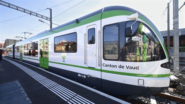Un lien historique entre Lausanne et le Gros-de-Vaud [Christian Brun - KEYSTONE]