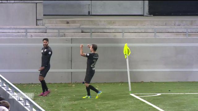 Challenge League, 11e journée: Kriens - Stade Lausanne Ouchy (0-1) [RTS]