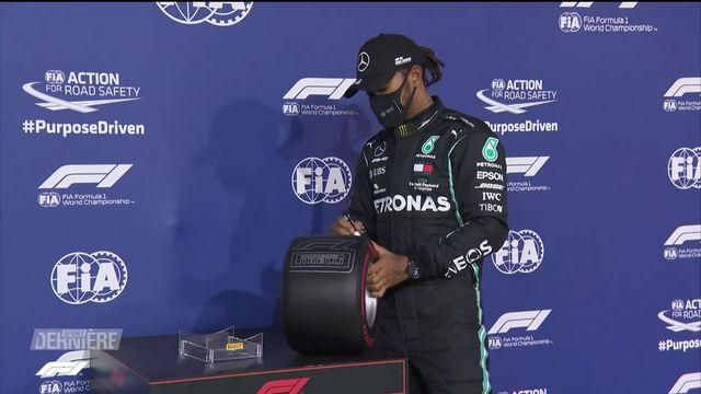 F1: GP de Bahreïn [RTS]