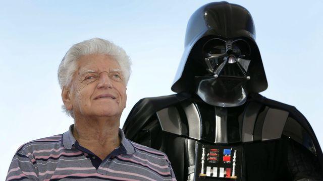 David Prowse, l'homme sous le masque de Dark Vador, est mort à 85 ans [Susanna Saez - Keystone]