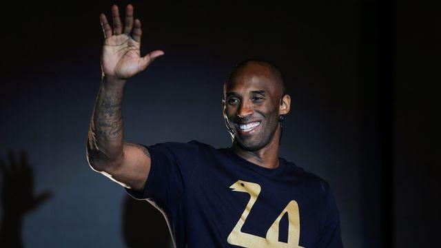 Vainqueur de 5 titres NBA avec la Lakers, Kobe Bryant est décédé le 26 janvier dernier à 41 ans. [Mark R. Cristion - Keystone]