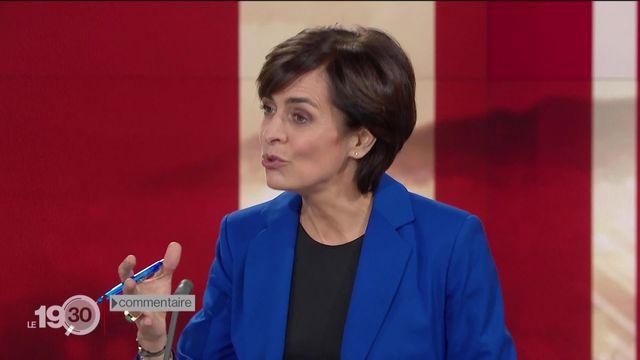 """Esther Mamarbachi: """"Les initiants peuvent se targuer d'avoir fait avancer le droit suisse"""" [RTS]"""