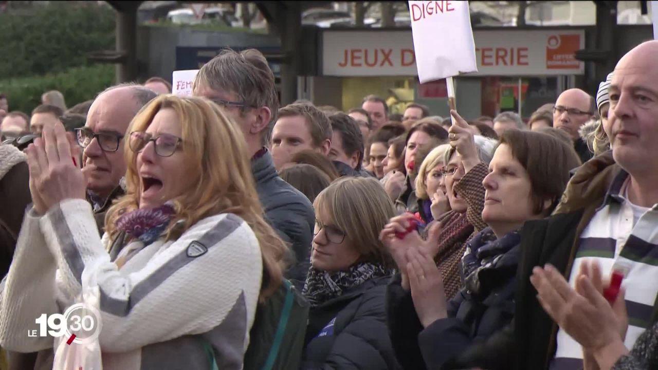 Les Fribourgeois plébiscitent la révision de la caisse de prévoyance de l'État [RTS]