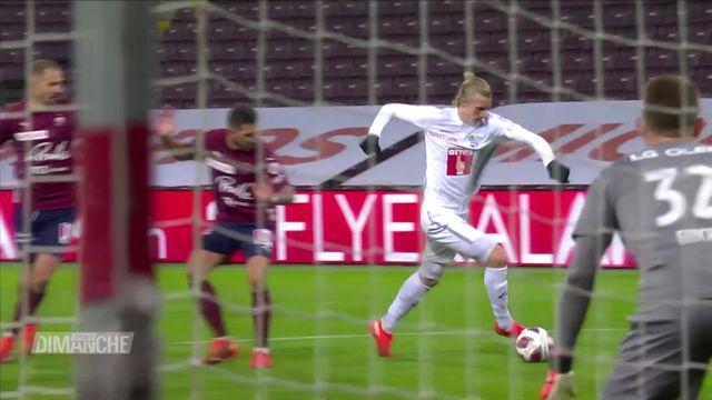Football: résumé Servette -Sion [RTS]