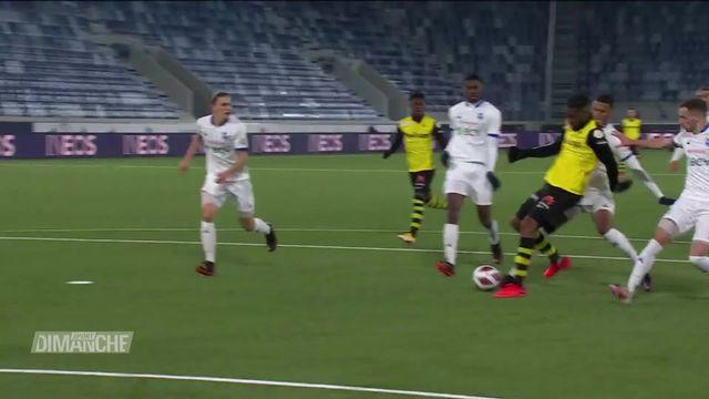 Football: résumé de Lausanne - YB [RTS]