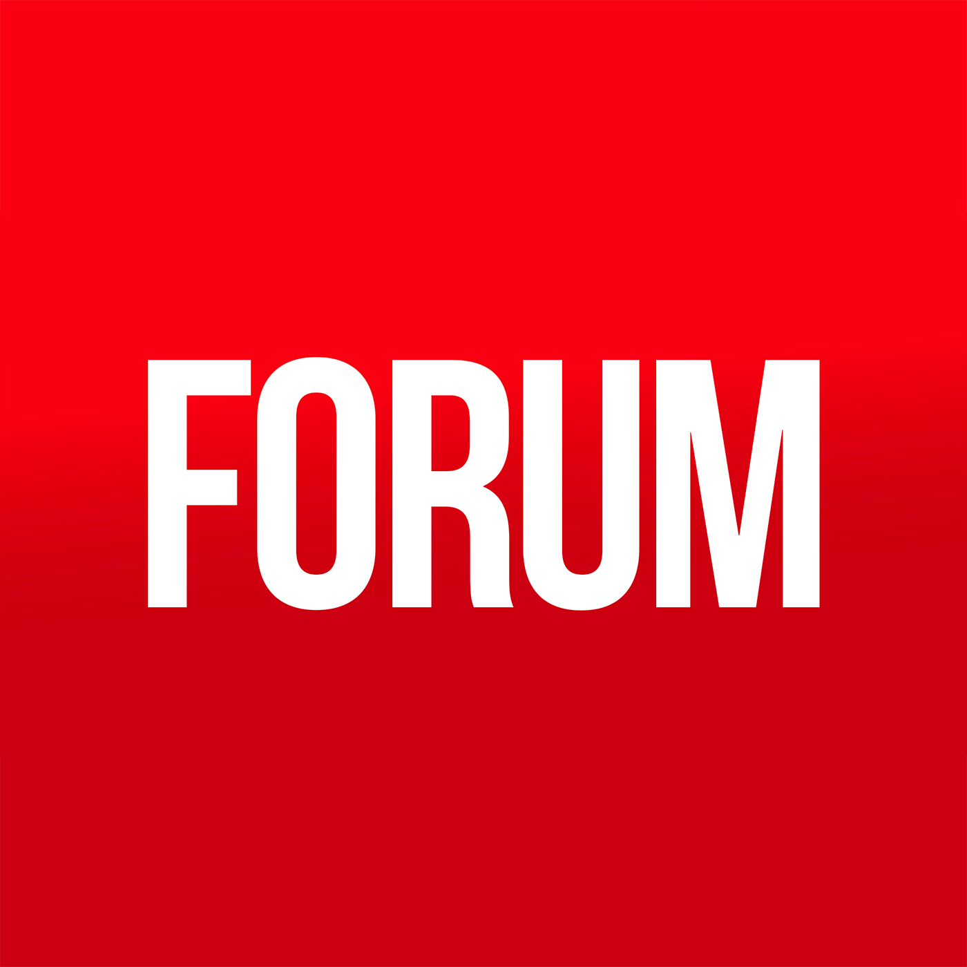 Logo Forum (podcast)