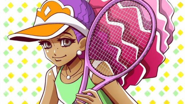 La no3 mondiale du tennis Naomi Osaka devient un personnage de manga. [Naomi Osaka sur Twitter]